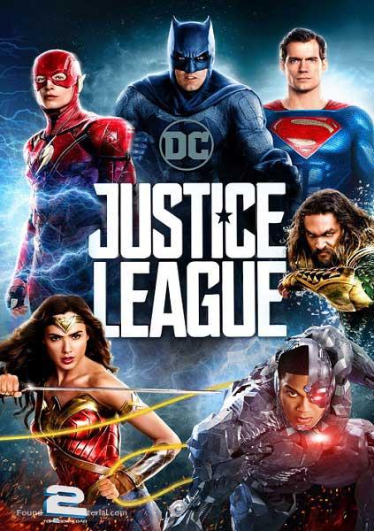 Justice League 2017 | تاپ 2 دانلود