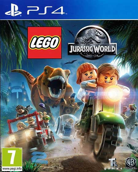 LEGO Jurassic World | تاپ 2 دانلود