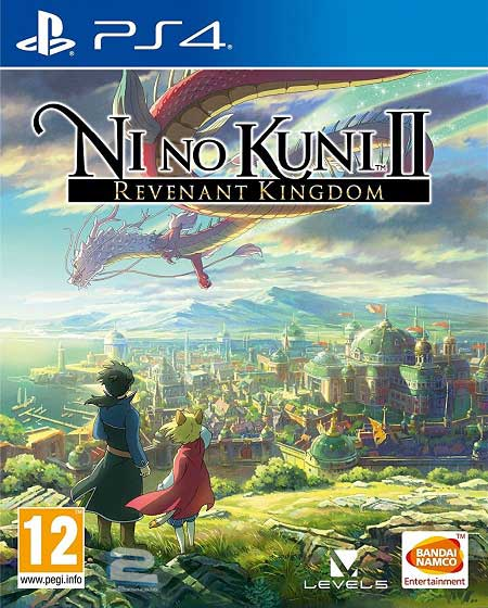 Ni no Kuni II Revenant Kingdom | تاپ 2 دانلود