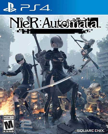 NieR Automata | تاپ 2 دانلود