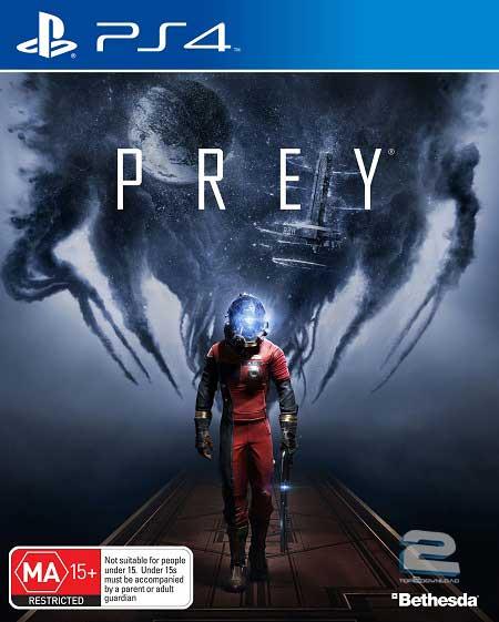 Prey | تاپ 2 دانلود