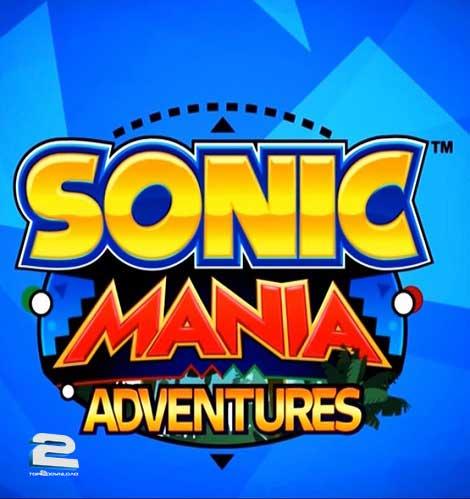 Sonic Mania Adventures | تاپ 2 دانلود