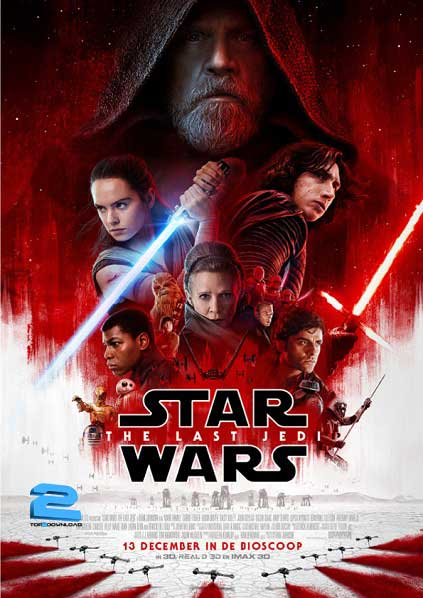Star Wars The Last Jedi 2017 | تاپ 2 دانلود