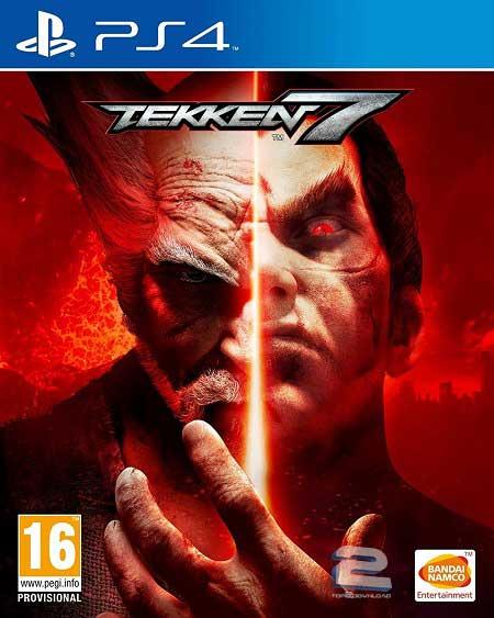 Tekken 7 | تاپ 2 دانلود