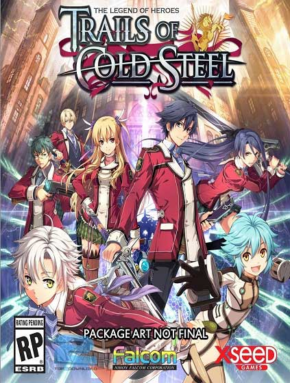 The Legend of Heroes Trails of Cold Steel | تاپ 2 دانلود