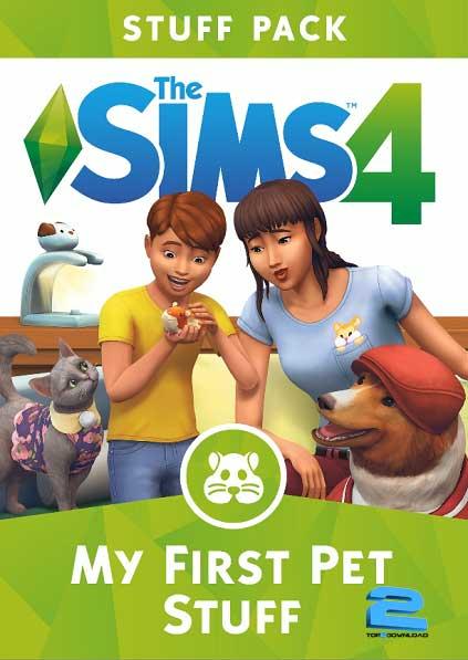 The Sims 4 My First Pet Stuff | تاپ 2 دانلود