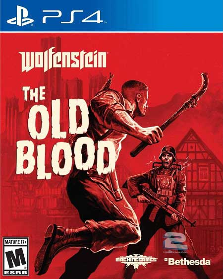 Wolfenstein The Old Blood | تاپ 2 دانلود