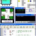 دانلود نرم افزار emu8086 کامپایلر زبان اسمبلی
