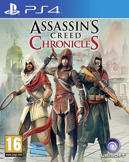 Assassins Creed Chronicles Trilogy | تاپ 2 دانلود