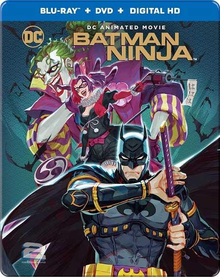 Batman Ninja 2018 | تاپ 2 دانلود