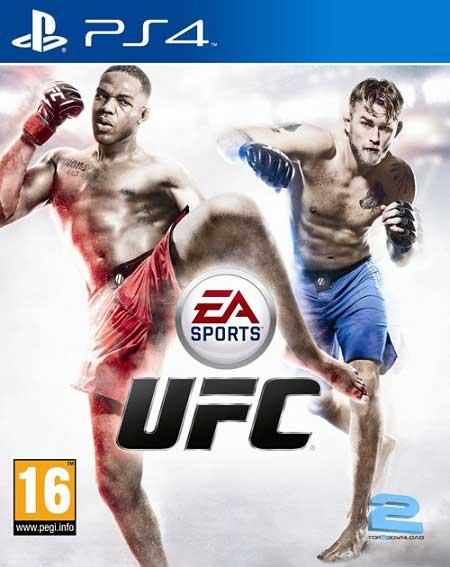 EA SPORTS UFC | تاپ 2 دانلود