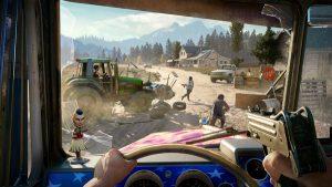 دانلود بازی Far Cry 5 برای PS4 | تاپ 2 دانلود