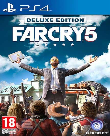 Far Cry 5 | تاپ 2 دانلود
