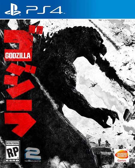 Godzilla | تاپ 2 دانلود