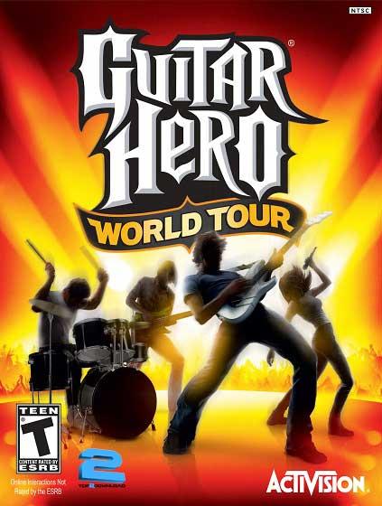 Guitar Hero World Tour | تاپ 2 دانلود
