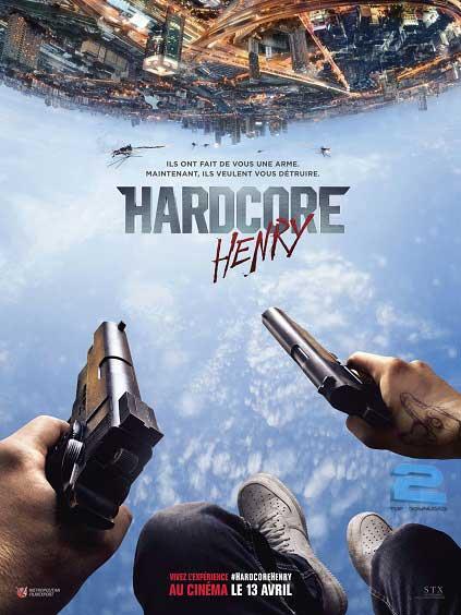 Hardcore Henry 2015 | تاپ 2 دانلود
