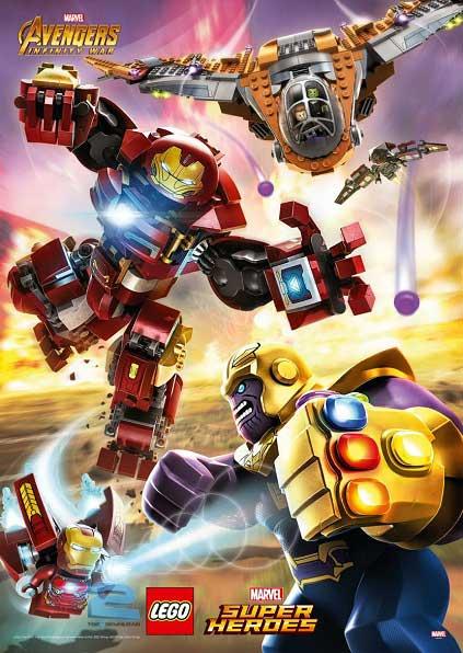 LEGO Marvel Super Heroes 2 Infinity War | تاپ 2 دانلود