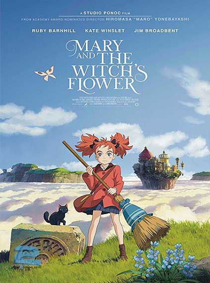Mary and the Witchs Flower 2017 | تاپ 2 دانلود