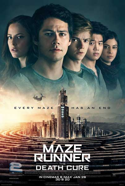 Maze Runner The Death Cure 2018 | تاپ 2 دانلود
