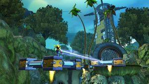 دانلود بازی Ratchet and Clank Future Quest for Booty برای PS3 | تاپ 2 دانلود
