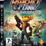 دانلود بازی Ratchet and Clank Future Tools of Destruction برای PS3