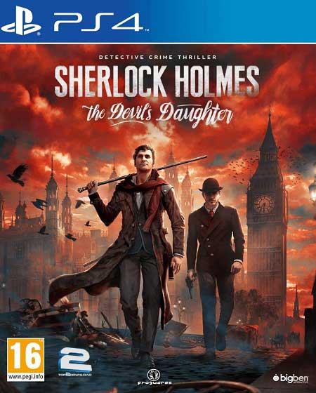 Sherlock Holmes The Devils Daughter | تاپ 2 دانلود