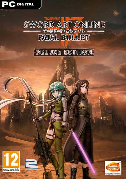 Sword Art Online Fatal Bullet | تاپ 2 دانلود