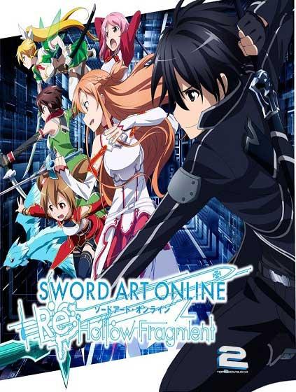 Sword Art Online Hollow Fragment | تاپ 2 دانلود