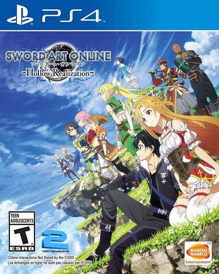 Sword Art Online Hollow Realization | تاپ 2 دانلود