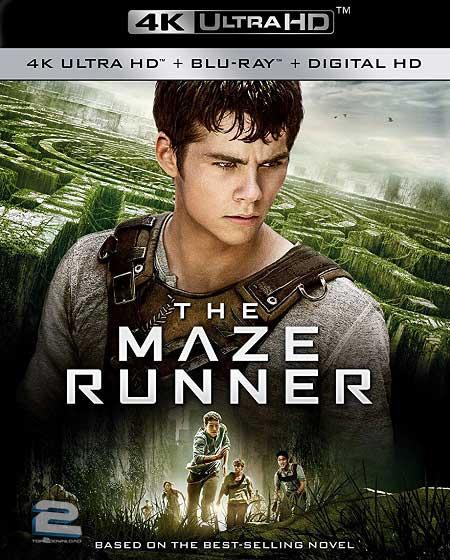 The Maze Runner 2014 | تاپ 2 دانلود