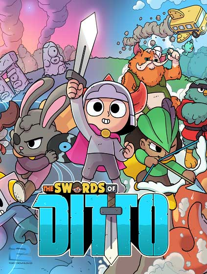 The Swords of Ditto | تاپ 2 دانلود