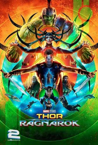 Thor Ragnarok 2017 | تاپ 2 دانلود
