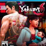 دانلود بازی Yakuza 6 The Song of Life برای PS4