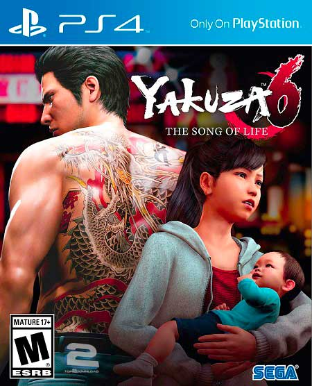 Yakuza 6 The Song of Life | تاپ 2 دانلود