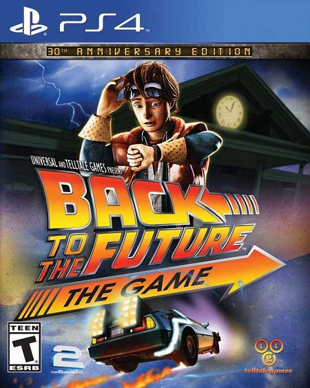 Back to the Future The Game 30th Anniversary Edition | تاپ 2 دانلود
