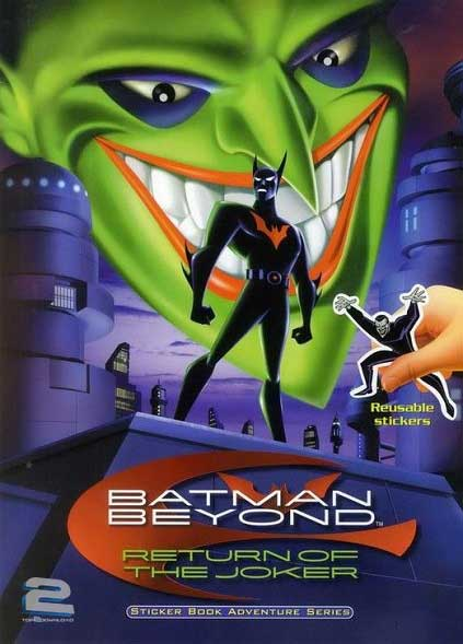 دانلود انیمیشن Batman Beyond Return Of The Joker 2000
