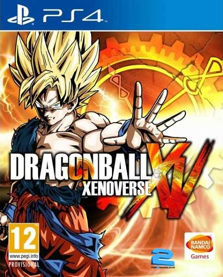 Dragon Ball Xenoverse | تاپ 2 دانلود