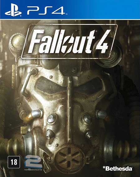 Fallout 4 | تاپ 2 دانلود