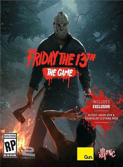 Friday the 13th The Game Challenges | تاپ 2 دانلود