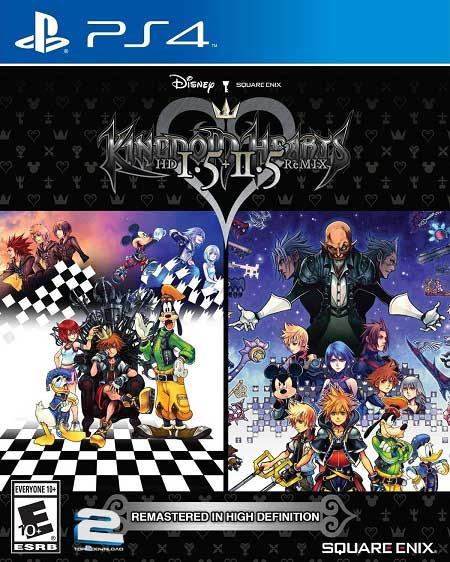 Kingdom Hearts HD 1.5 and 2.5 Remix | تاپ 2 دانلود