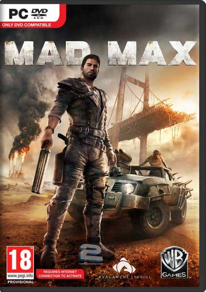 Mad Max Road Warrior | تاپ 2 دانلود