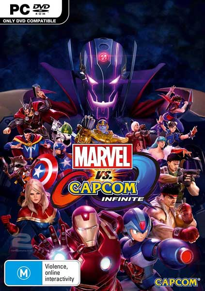 Marvel Vs Capcom Infinite Deluxe Edition | تاپ 2 دانلود