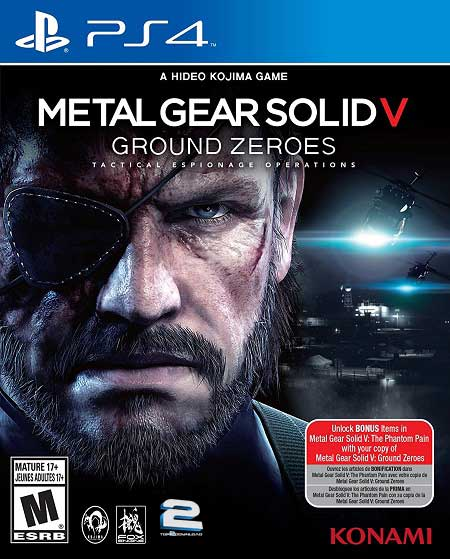 Metal Gear Solid V Ground Zeroes | تاپ 2 دانلود