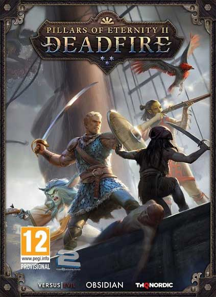 Pillars of Eternity II Deadfire | تاپ 2 دانلود