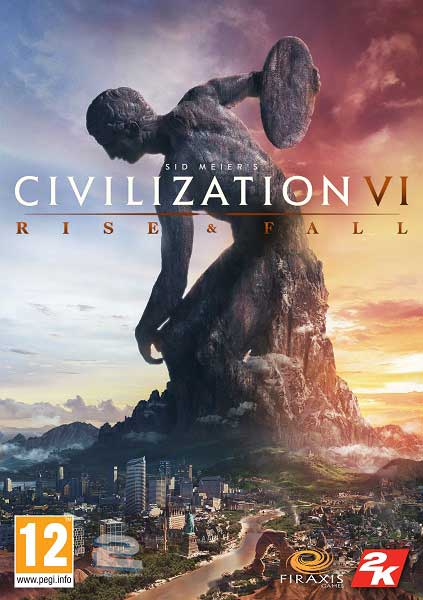 دانلود بازی Sid Meiers Civilization VI Rise and Fall برای PC