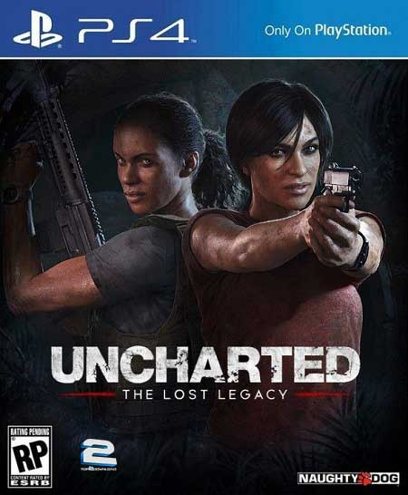 UNCHARTED The Lost Legacy | تاپ 2 دانلود