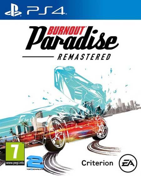Burnout Paradise Remastered | تاپ 2 دانلود