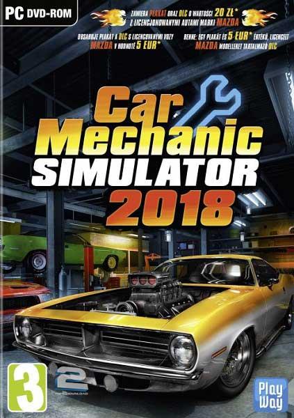Car Mechanic Simulator 2018 Ford | تاپ 2 دانلود
