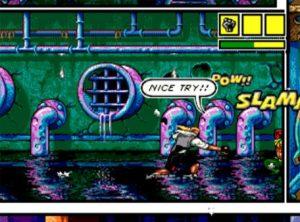 دانلود بازی Comix Zone برای PS3 | تاپ 2 دانلود