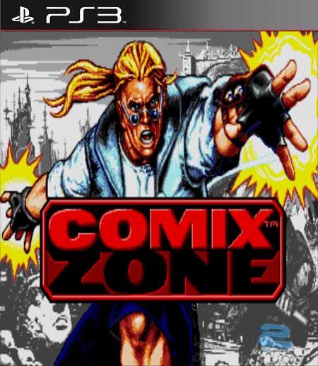 Comix Zone | تاپ 2 دانلود